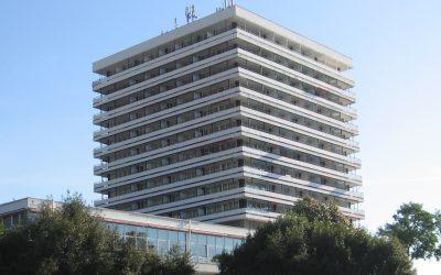 Izvođenje radova na rekonstrukciji 10. kata hotela Ambasador