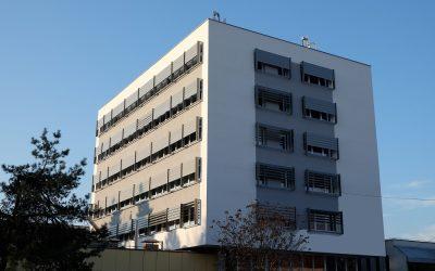 Energetska obnova i adaptacija upravne zgrade Međimurskih voda