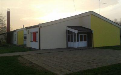 Izvođenje radova na fasadi Područne škole Peklenica