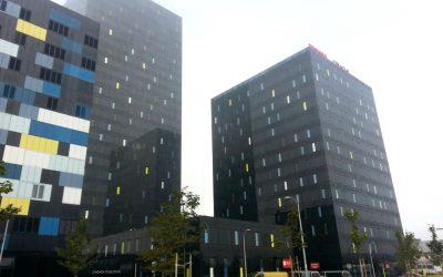 Izvođenje radova na stambeno poslovnim građevinama VMD KVART, Strojarska ulica