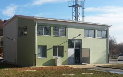 Izgradnja toplane i toplinske mreže naselja na biomasu