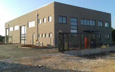 Izgradnja reciklažnog dvorišta EKOPLANET