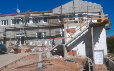Preuređenje bivše Upravne zgrade za smještaj za sezonske zaposlenike