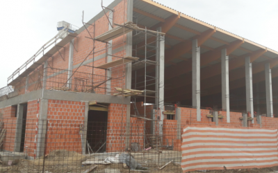 Nastavak izgradnje školske sportske dvorane Osnovne škole Strahoninec