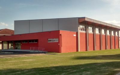 Izgradnja sportske dvorane