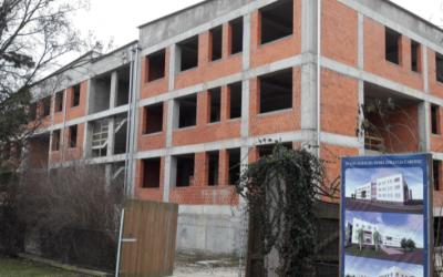 Izgradnja Doma Zdravlja u Čakovcu – 2. faza
