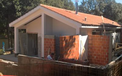 Rekonstrukcija Sanitarnog čvora 2 u AC Porto Sole u Vrsaru