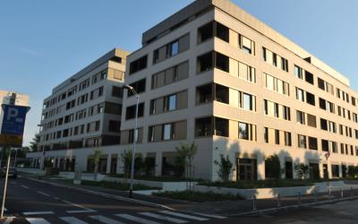 Izgradnja stambeno – poslovne građevine u Zagrebu – Blok Bužanova