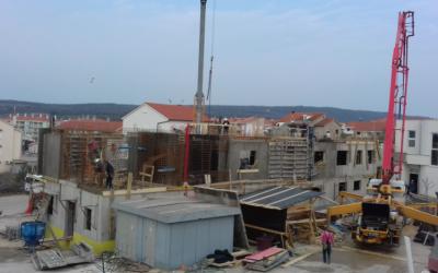 Izvođenje radova na izgradnji stambene građevine za smještaj sezonskih zaposlenika na otoku Krku III faza