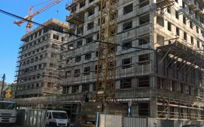 Izgradnja stambeno – poslovne građevine u Zagrebu – Centar Maksimir