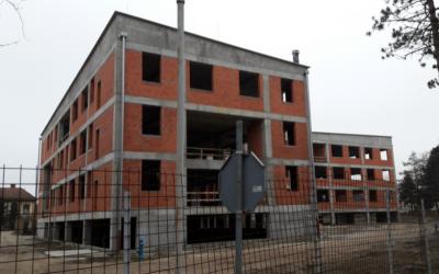 Izvođenje građevinsko obrtničkih radova na novom Domu zdravlja Čakovec – II. faza