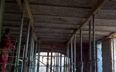 Rekonstrukcija Ville San Lorenzo, Fažana