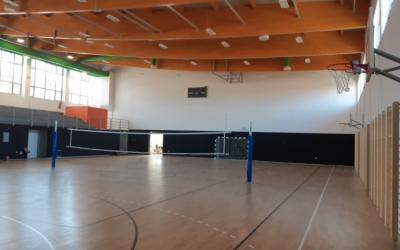Završetak radova na dvorani Osnovne škole Goričan