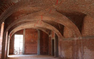 Izvođenje građevinskih radova na rekonstrukciji bedema (fortifikacije) Starog grada Čakovec