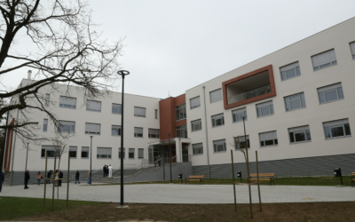 Izvođenje građevinskih radova na izgradnji stambeno-poslovne građevine u Čakovcu