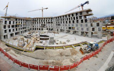 Izgradnja ZGRADE STUDENTSKOG DOMA KAMPUSA VARAŽDIN SVEUČILIŠTA U ZAGREBU u Varaždinu